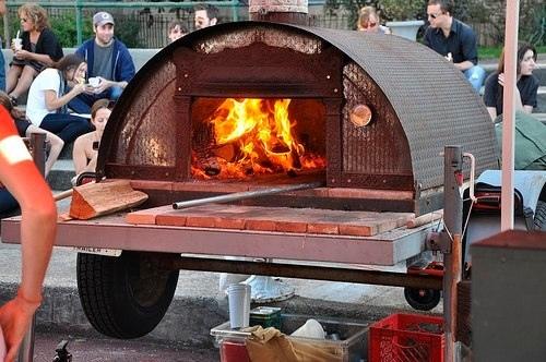 Pizza Moto, Nueva York