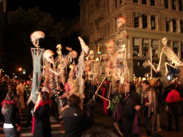 NY Halloween Parade