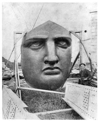 Liberty's Face