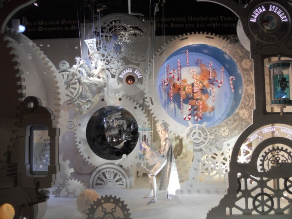 Macys Holiday Window