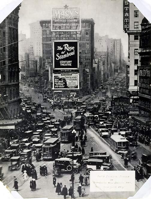 Historic Times Square
