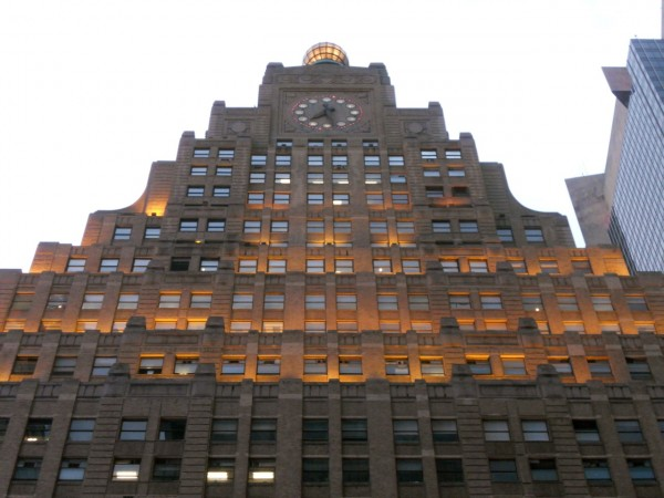 Paramount Building, NYC