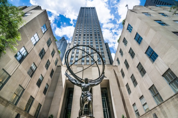 NYC Rockefeller Center