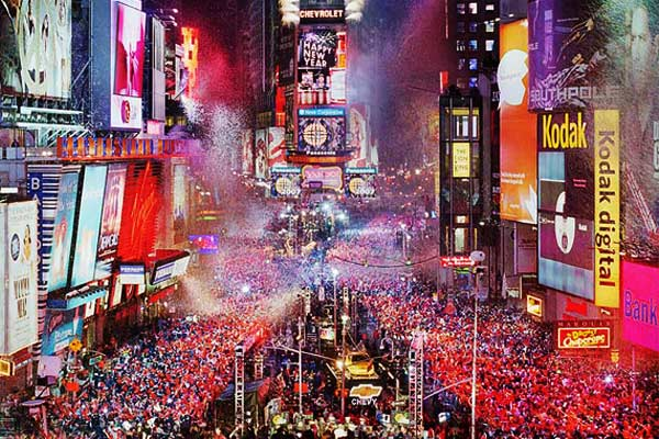 New Year's Eve - Times Square