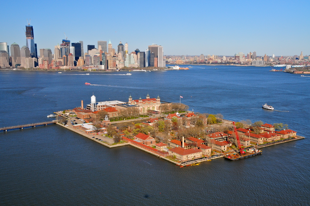 Ellis Island New York City Ferry