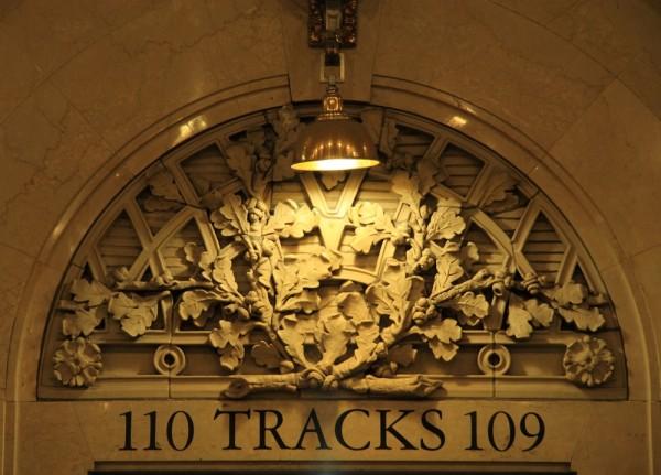 Pista en Grand Central Terminal NYC