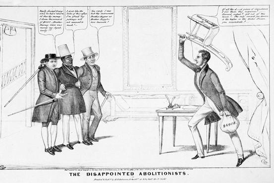 Cartoon of Darg Case