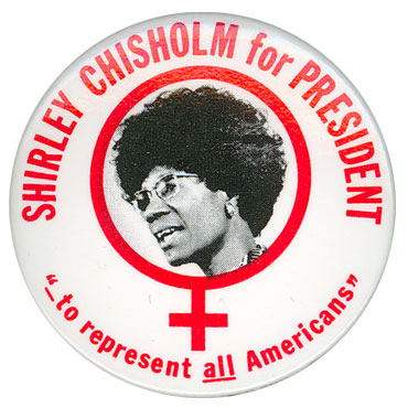 Who is Shirley Chisholm