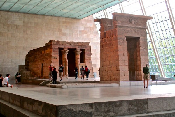 The Met's Temple of Dendur