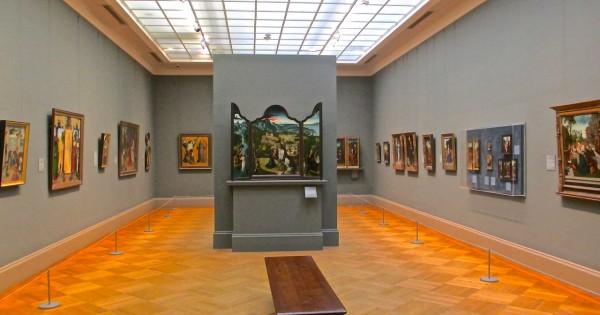 Met Museum Gallery, NYC