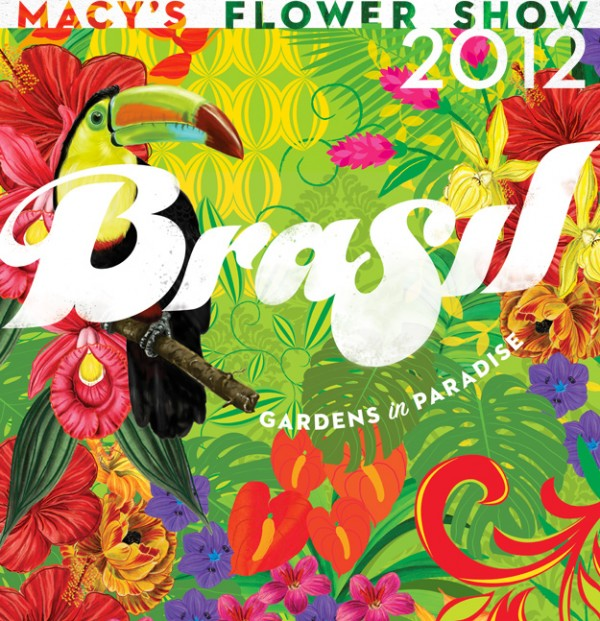 Macys Flower Show 2012