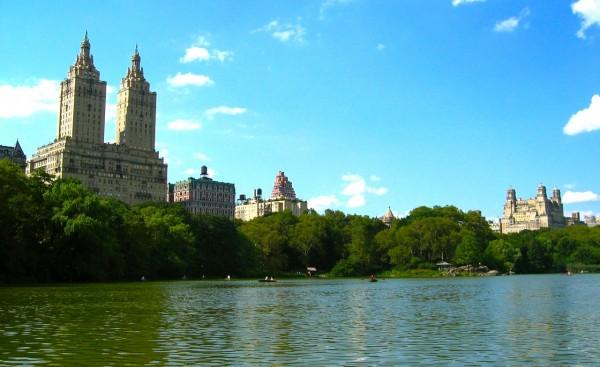 Lago de Central Park