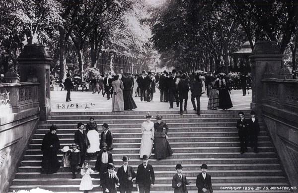 Central Park historic