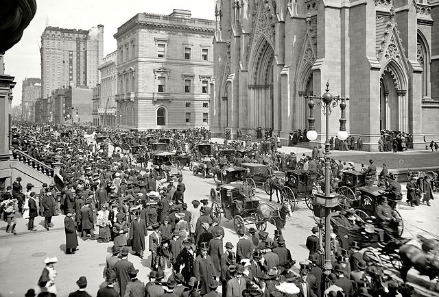 New York Easter Parade 1904