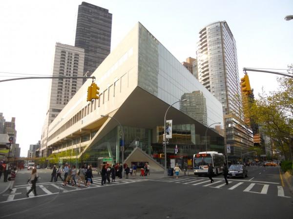 Escuela Alice Tully / Jiulliard cerca de Lincoln Center