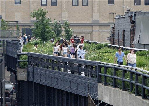 High Line, Nueva York