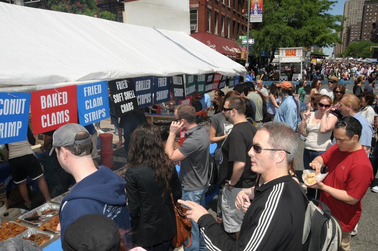 Th Avenue New York Food Festival