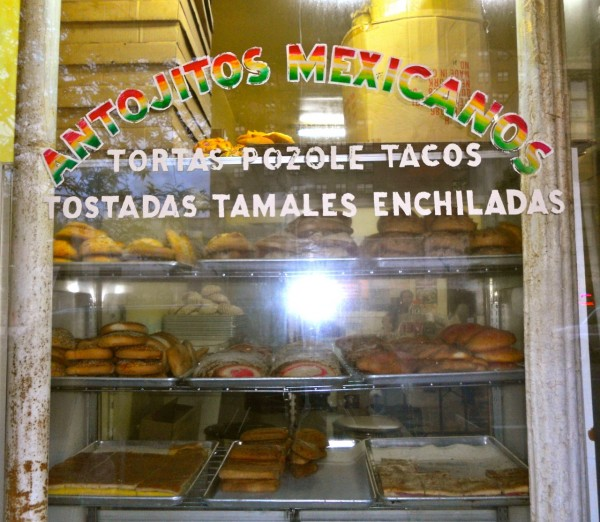 Pequeña Panadería de México