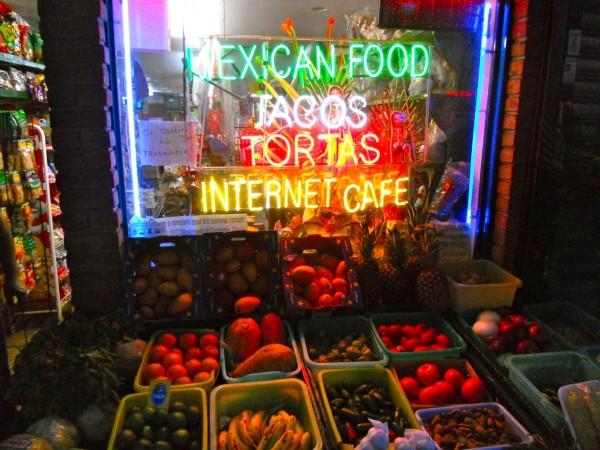 Pequeño México de Nueva York