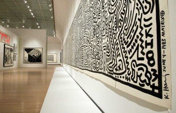 Exposición Haring Brooklyn Museum