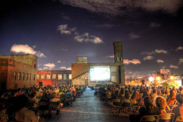 Rooftop Films NYC