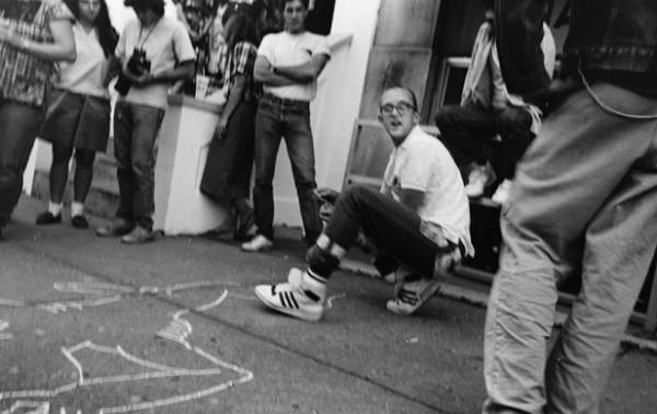 Arte callejero de Keith Haring