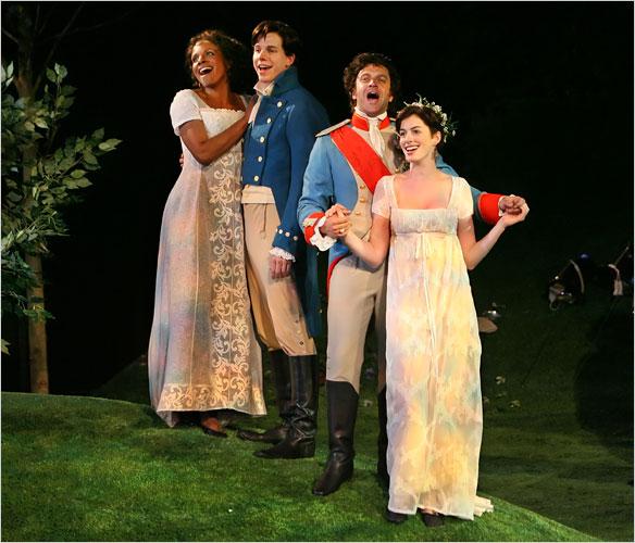 Shakespeare Park - 12th Night