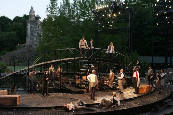Shakespeare in the Park NYC