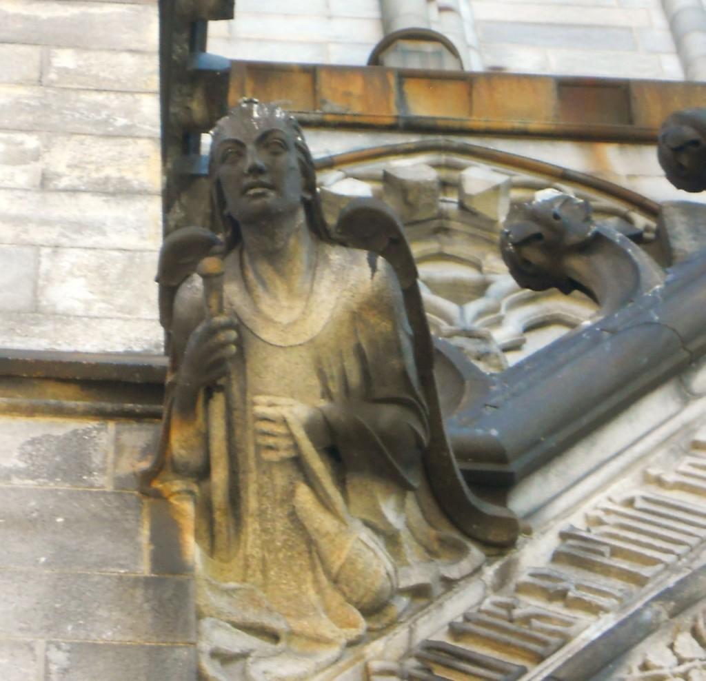 Ángel, Juan el Divino