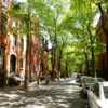 Cranberry Street, Brooklyn Heights
