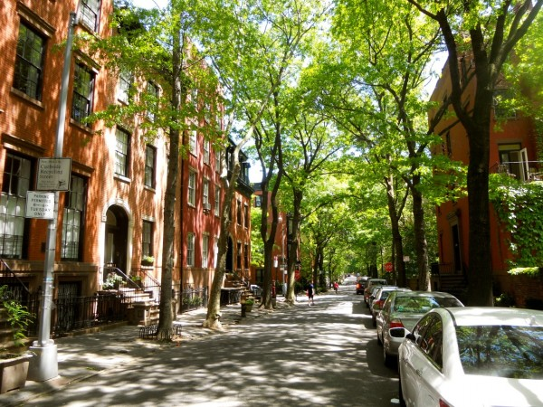 Cranberry Street, Brooklyn Heights