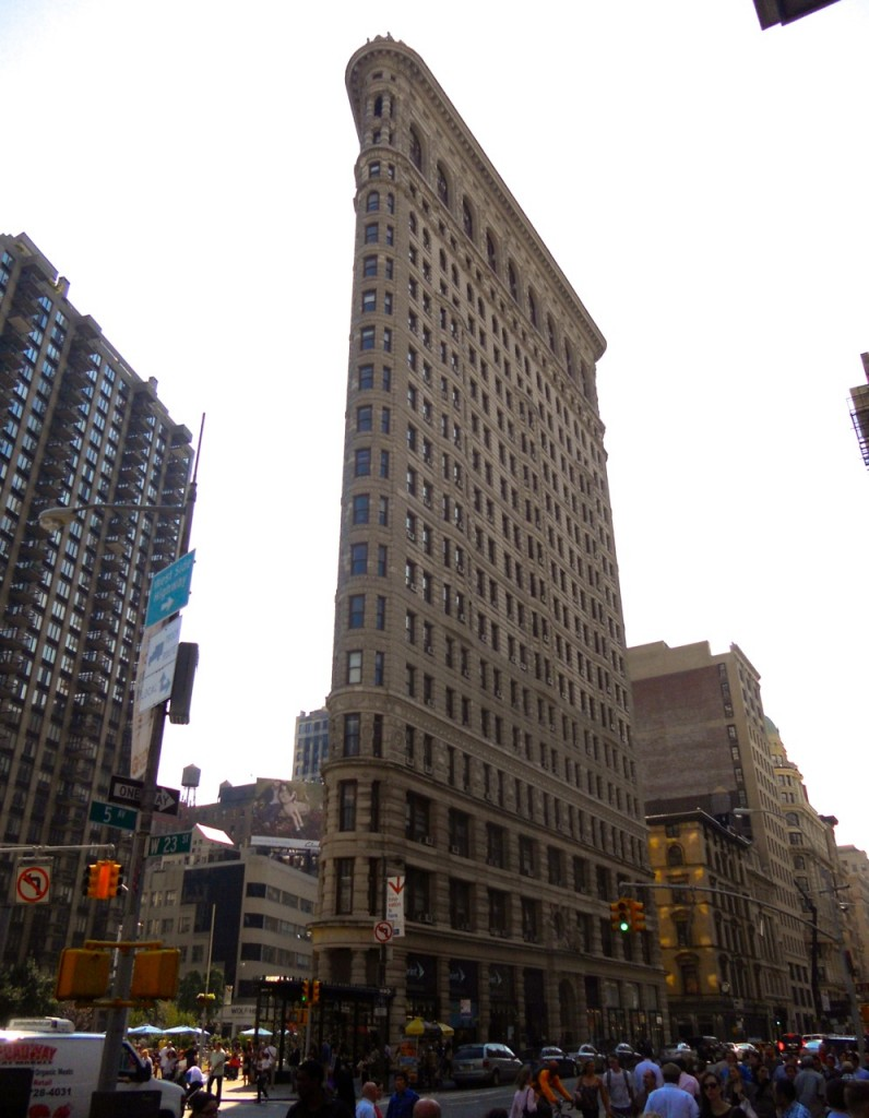 Flatiron Buillding, NYC