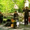 Jazz Quartet Wash Square Park
