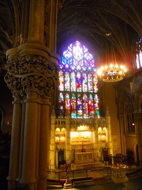 St Ann's and the Holy Trinity Church