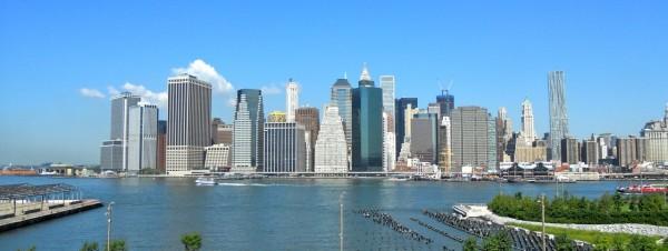 Vista desde el Brooklyn Promenade
