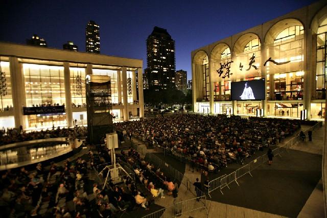 Festival Met Opera Summer HD