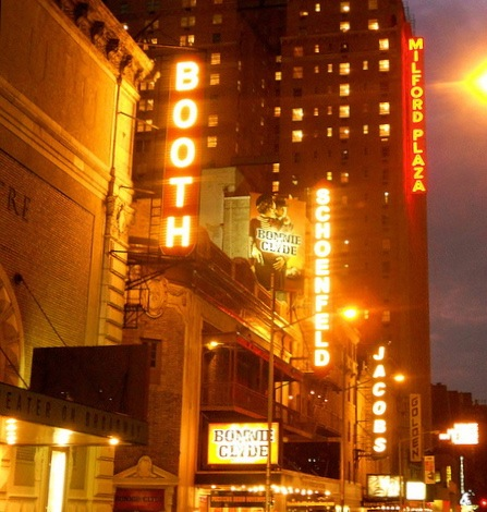 Carpas de Broadway