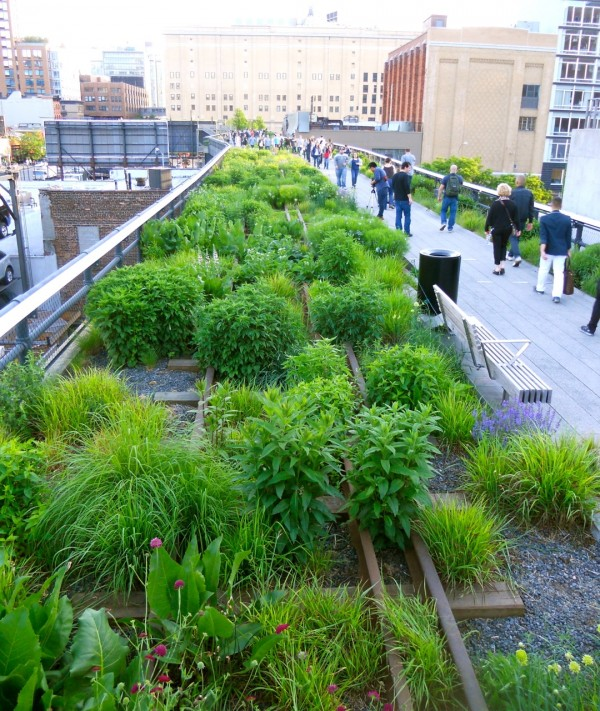 Highline, Nueva York