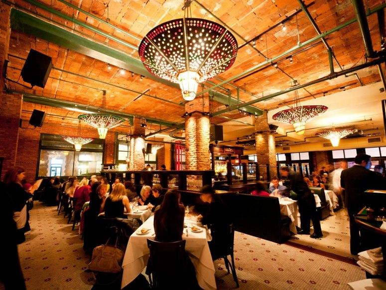 Orso Restaurant New York