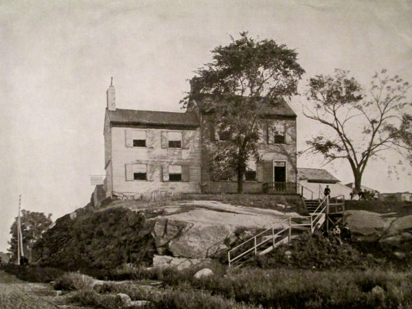 Brennan Farmhouse,1879