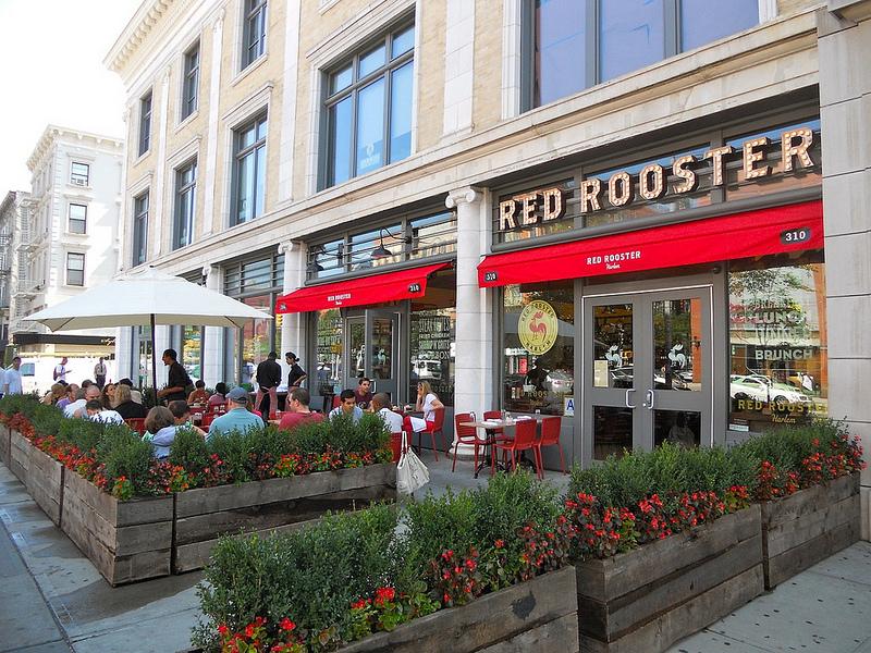 Restaurante Red Rooster en Harlem