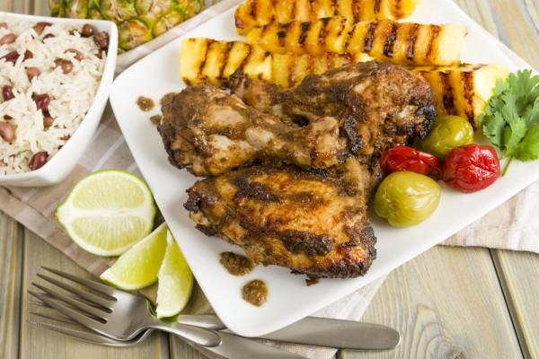 Restaurante caribeño en Harlem