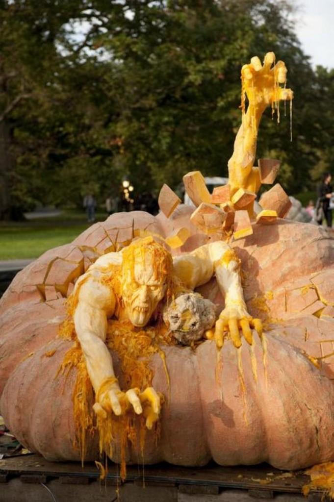 Nyc halloween events walks of new york