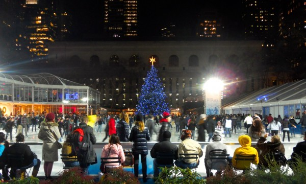 Citipond at Bryant Park