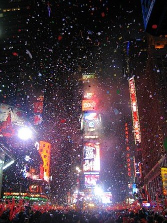 New York New Years Eve 2014