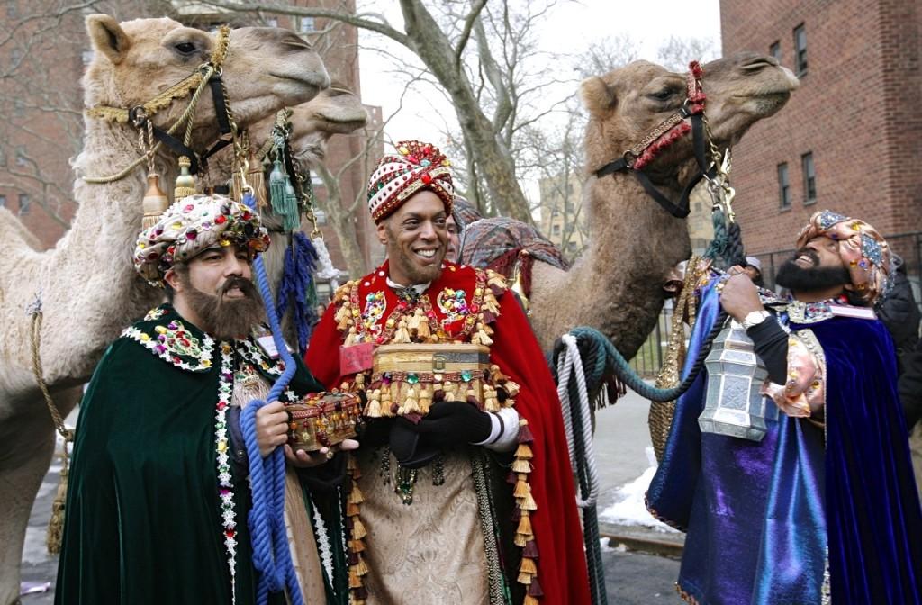 Three KIngs Day Parade NYC