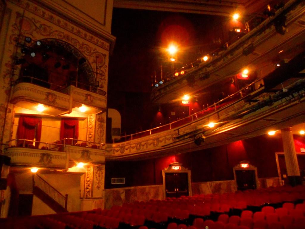 Apollo Theater interior