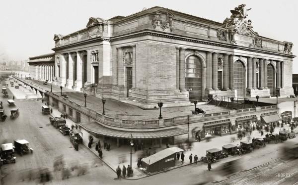 Grand Central 1913