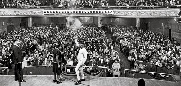 Apollo Theatre New York