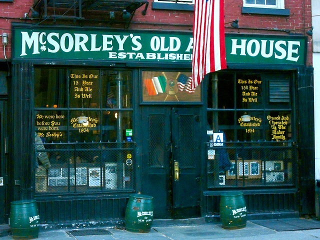Irish Pub In NYC